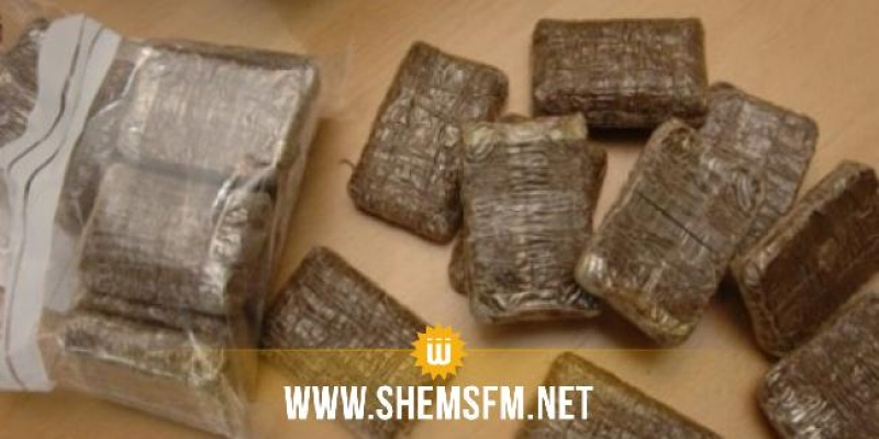 Sidi Bouzid : saisie de 50 Kg de cannabis