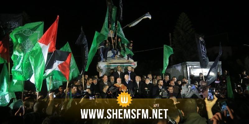 حماس تعلن الجمعة يوم غضب
