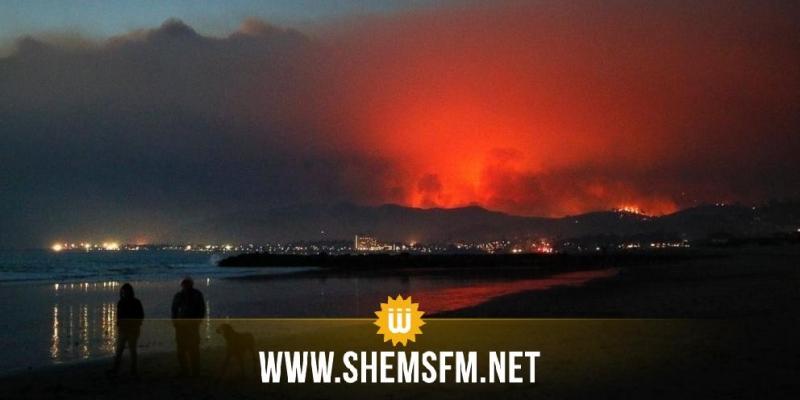 USA : les incendies continuent de ravager la Californie