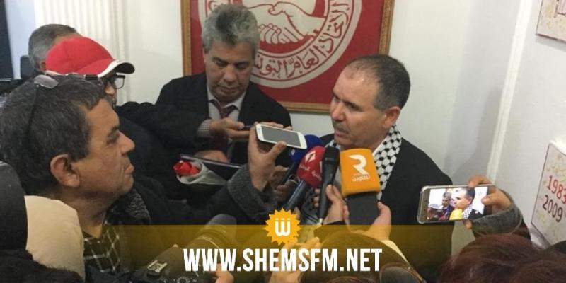 نور الدين الطبوبي يعتبر إعلان القدس عاصمة لإسرائيل قرارا أرعن صادر عن شخص مجنون