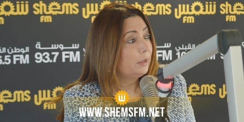 وداد بوشماوي تنفي نيتها الترشح لرئاسة الاتحاد من أجل المتوسط