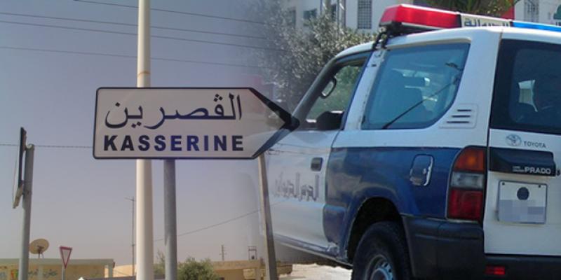 Image result for القصرين: عودة الهدوء بعد أعمال كر وفر بين أمنيين وعدد من الشبان