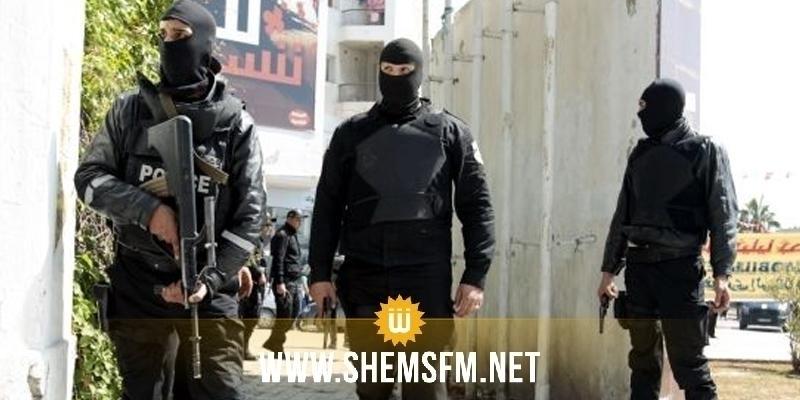 سيدي بوزيد: ارتفاع عدد الموقوفين في ما يعرف بخلية جلمة الارهابية إلى 12 موقوفا