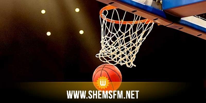 كرة السلة: نتائج مباريات الدور السادس عشر لكأس تونس