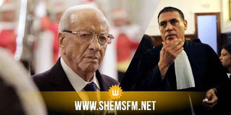 Beji Caied Essebsi avait été visé par un assassinat à la voiture piégée
