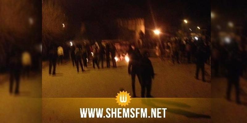 Tebourba/manifestations: une personne est morte, percutée par la voiture de la police