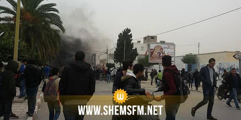 Marches de protestation à Sfax et Jebeniana