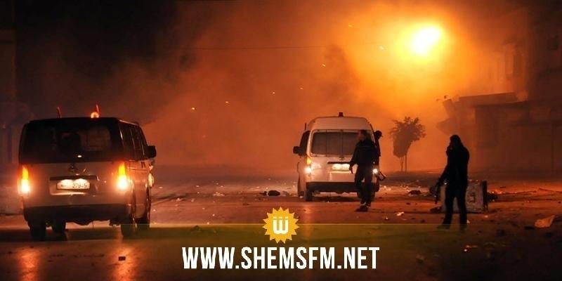 Thala: les forces de l'ordre se retirent complètement de la ville