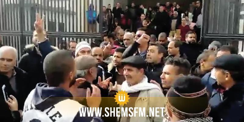 Gafsa: libération des dirigeants du FP arrêtés hier