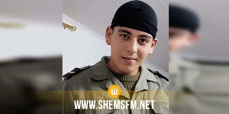Le sergent Mohamed Ben Belgacem promu, à titre posthume, au grade d'Adjudant