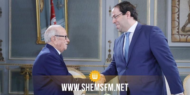Le président de la République reçoit le chef du gouvernement pour examiner la situation générale du pays