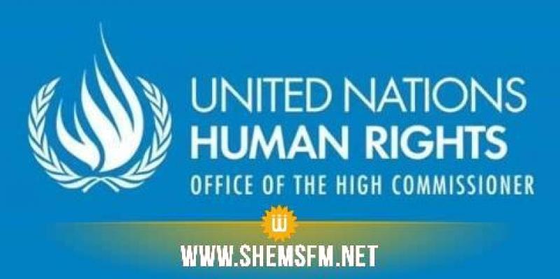 التحركات الليلية: مفوضية الامم المتحدة لحقوق الانسان تُعرب عن قلقها من حملة الايقافات في تونس