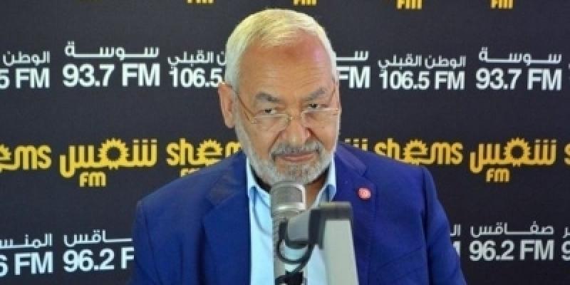 راشد الغنوشي: 'الجبهة الشعبية مسؤولة أخلاقيا وسياسيا عن النهب والحرق'