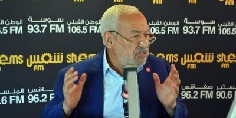 راشد الغنوشي: 'الدعوة إلى إسقاط قانون المالية تفكير فوضوي'