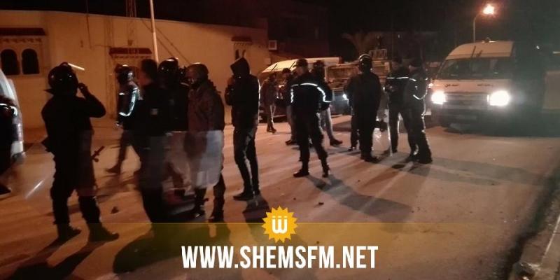 Siliana: affrontements entre des manifestants et les forces de l'ordre