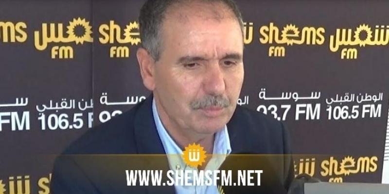 نور الدين الطبوبي:'إجراءات الحكومة المعلن عنها غير كافية'