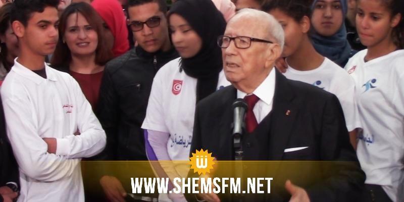 رئيس الجمهورية يعلن عن إحداث صندوق الكرامة لفائدة العائلات المعوزة