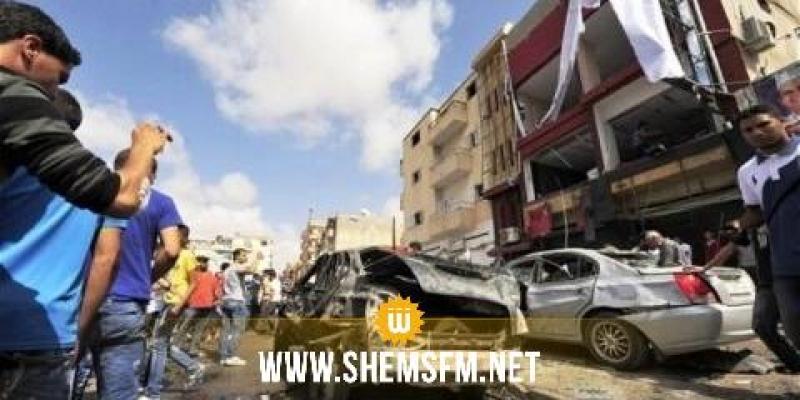 Un double attentat à Benghazi a fait au moins 22 morts — Libye