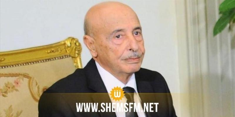 رئيس مجلس النواب الليبي: 'تركيا وراء التفجيرات في ليبيا'