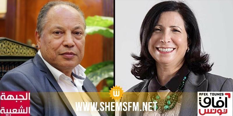 ليليا القصيبي وفتحي الشامخي ضيفا 'هنا شمس': مناقشة قضية القطاع العام والخوصصة