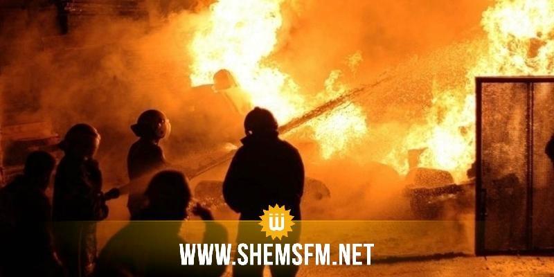 سليانة: نشوب حريق في مبيت الفتيات بمعهد كسرة