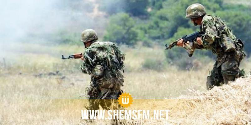 وزارة الدفاع توضح حقيقة انفجار في سفح جبل الشعانبي