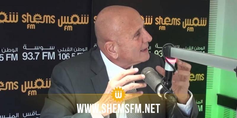 احمد نجيب الشابي يعتبر تصريحات راشد الغنوشي 'مقلقة لأقصى درجة'