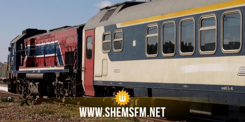الشركة الوطنية للسكك الحديدية:  خسائر مالية كبرى نتيجة غلق الخط13 الرابط بين صفاقس وتوزر