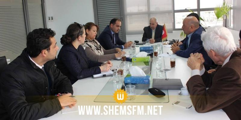 الاتفاق على تكوين لجنة مشتركة لضبط معايير الترشح لرئاسة مؤسسة التلفزة