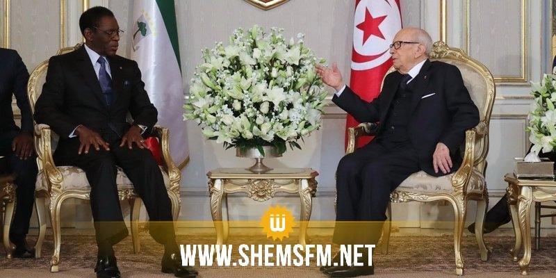 Bientôt, l'ouverture d'une ambassade de la Guinée équatoriale et l'annulation du visa pour la Tunisie