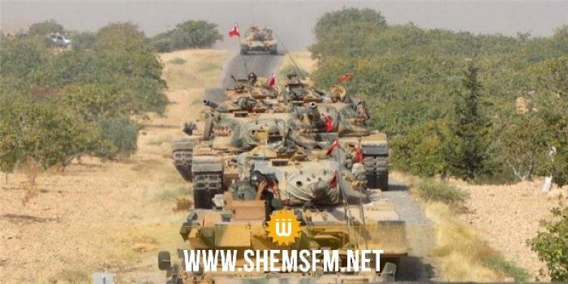 Syrie : l'armée turque se rapproche d'Afrine
