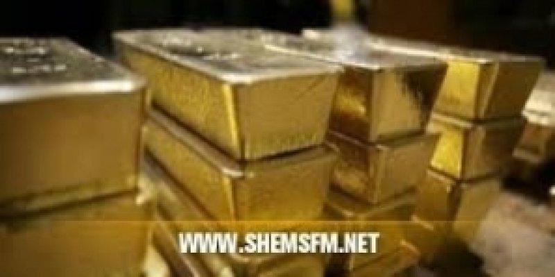 Dhehiba : Saisie de six lingots d'or d'environ 2,7 kg cachés