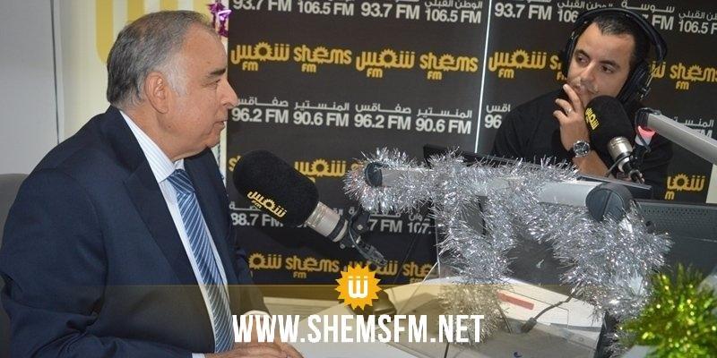 عز الدين سعيدان ضيف برنامج الماتينال