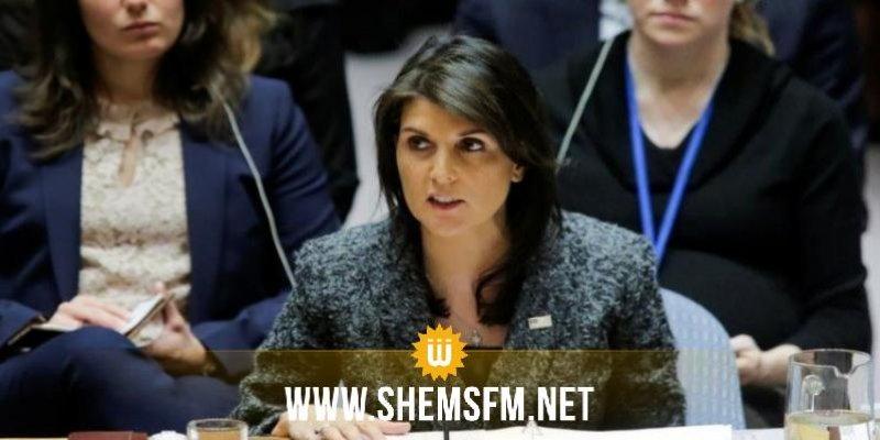 أمريكا تهدد بالتحرك بشأن سوريا