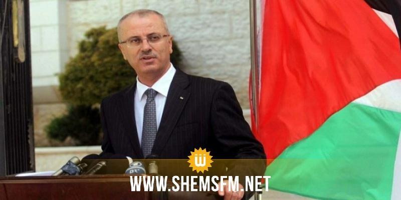 نجاة رئيس الوزراء الفلسطيني من محاولة اغتيال في غزة
