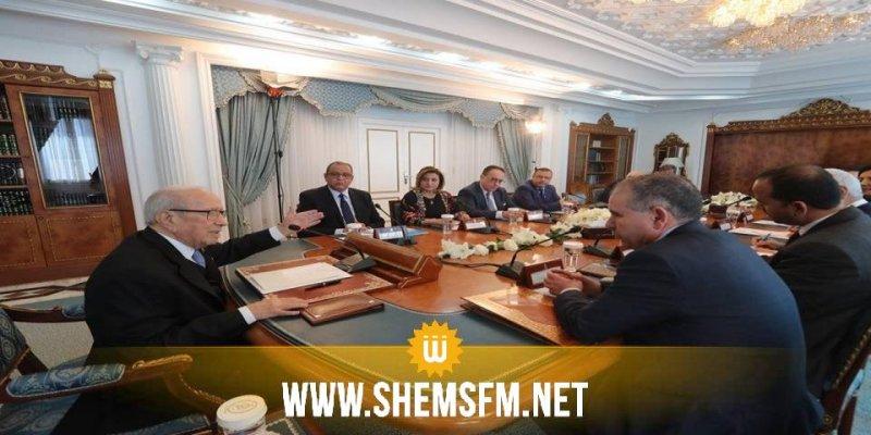 اجتماع الأطراف الموقعة على وثيقة قرطاج: اهم القرارات