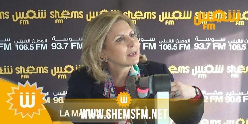 وزيرة السياحة تعلن عن تجاوز عدد الوافدين إلى تونس الأرقام المسجلة مقارنة ب2010 بنسبة 6%
