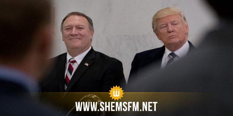 USA:  Trump remplace Tillerson par le chef de la CIA