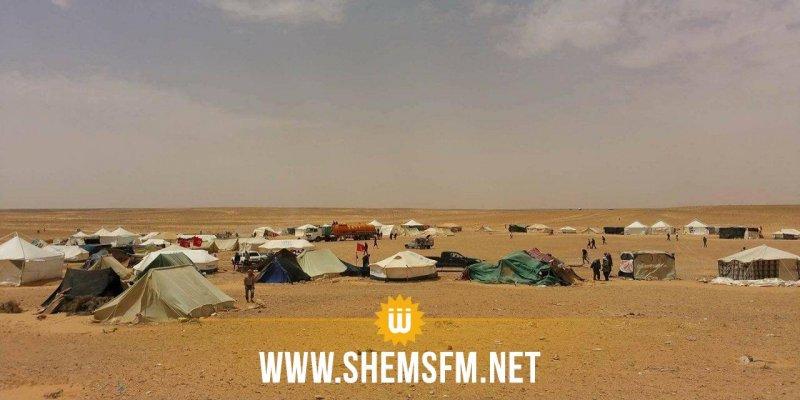 Tataouine : retour des protestations et blocage de la route principale