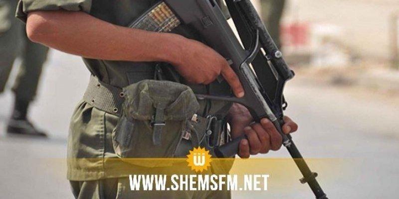 Kasserine : un soldat blessé par des terroristes