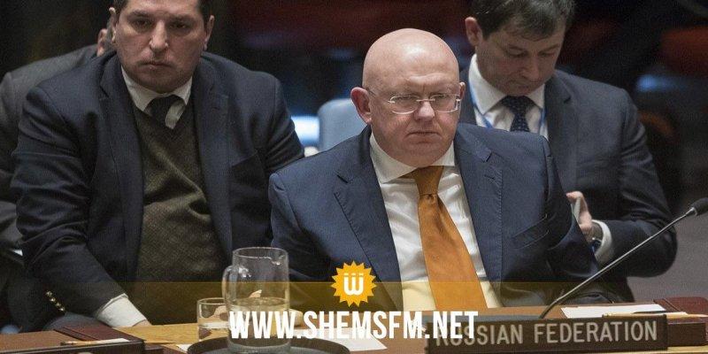 La demande russe de condamnation des frappes en Syrie échoue au Conseil de sécurité de l'ONU
