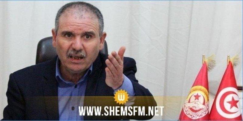 Noureddine Tabboubi dénonce la diabolisation de la fédération générale de l'enseignement secondaire