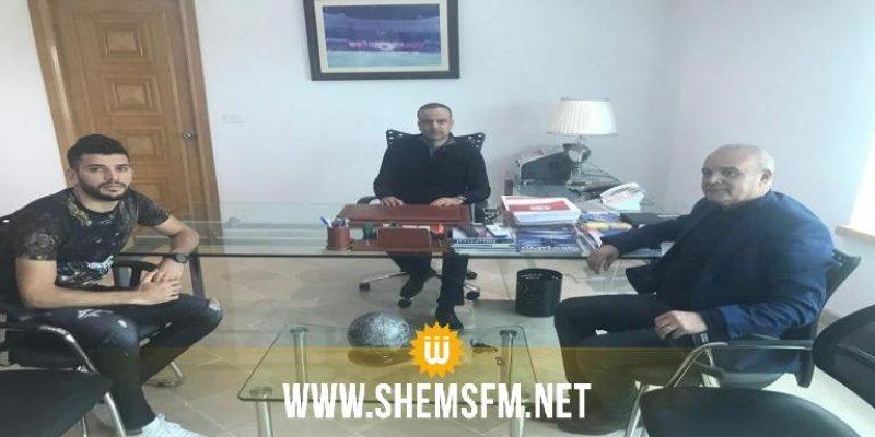 الجامعة التونسية لكرة القدم تتكفل بمصاريف علاج محمد أمين بن عمر