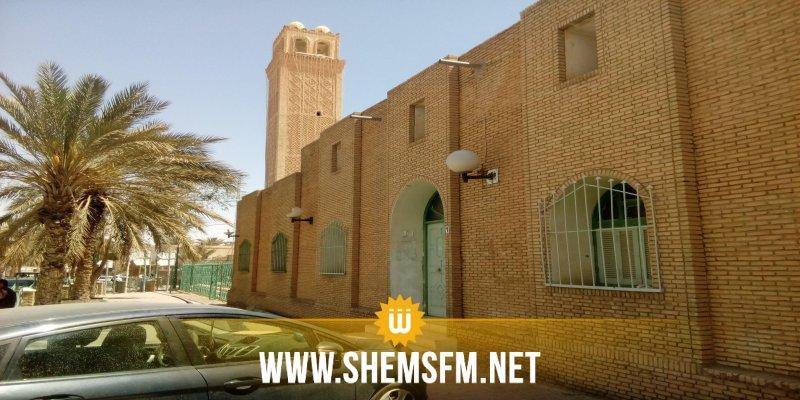 توزر: غلق مسجد سيدي عبيد مؤقتا
