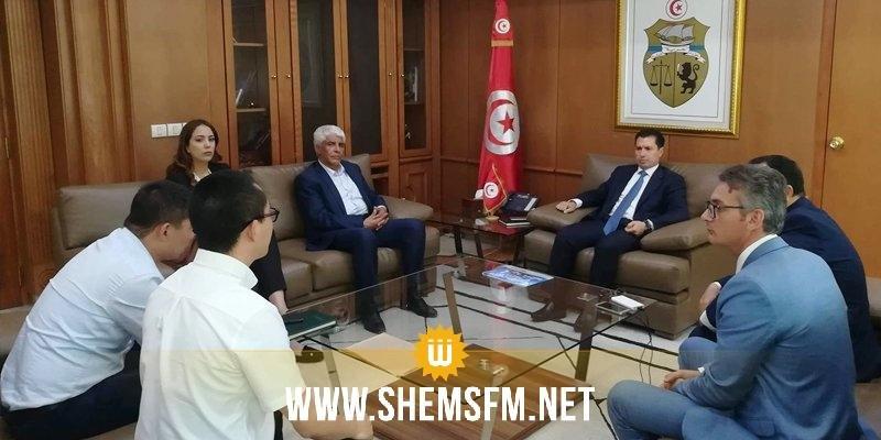 شركة 'سينو تراك' الصينية ترغب في استثمار اكثر من 30 مليون دينار في تونس