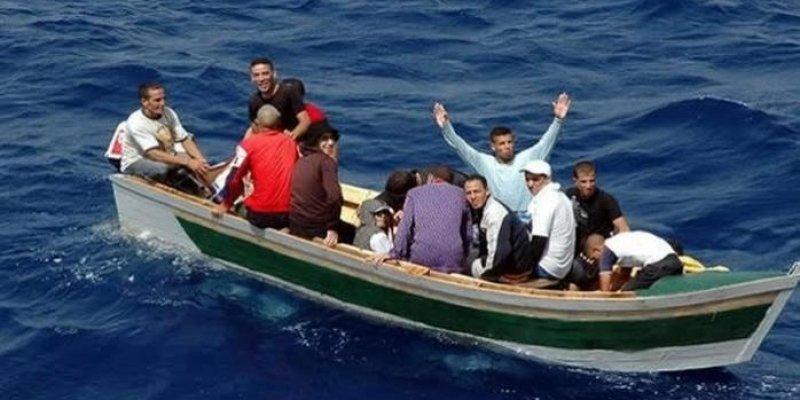 38 الف تونسي تمكنوا من الوصول الى السواحل الايطالية الى حدود اكتوبر 2017