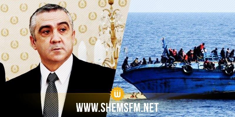 غرق مركب مهاجرين في قرقنة: إعفاء عدد من المسؤولين الأمنيين من مهاهم