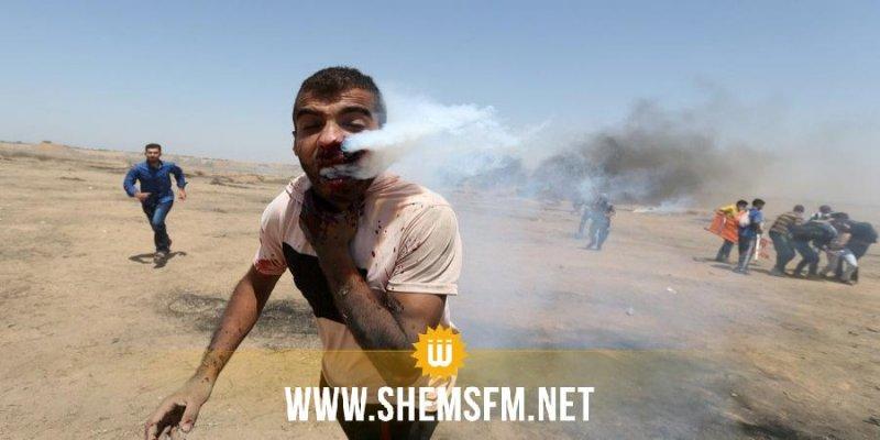 Gaza: quatre Palestiniens tués par des soldats israéliens