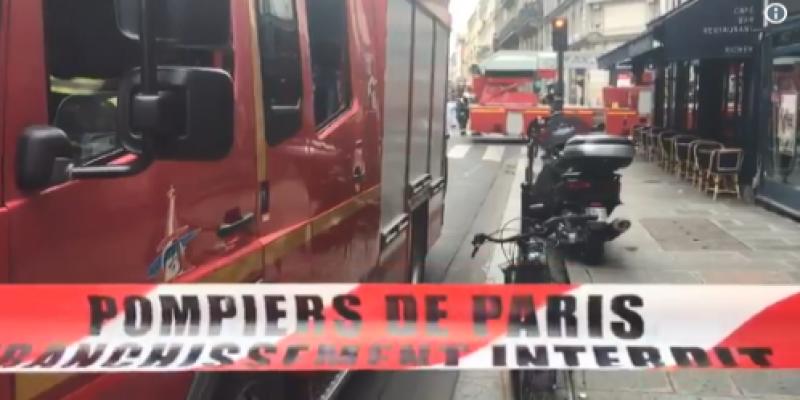 Paris : plusieurs personnes seraient retenues en otage
