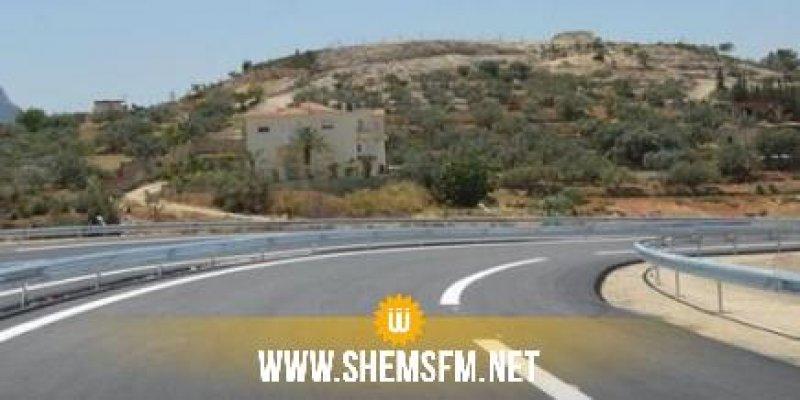 افتتاح الجزء الثاني من مشروع وصلة برج السدرية في اتجاه العودة من تونس العاصمة